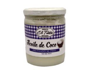 El Tokte Coconut Oil