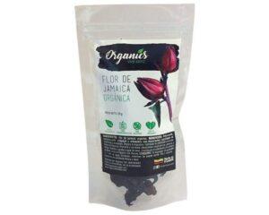 Flor de Jamaica Deshidratada Organics
