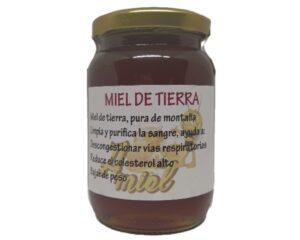 Miel de Tierra Amiel