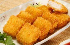 Nuggets Empanizados de Tilapia