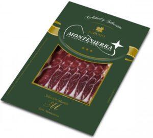 Sliced 50% Iberian Pig Paleta (Similar to Serrano Ham)