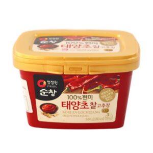 Gochujang (Red Chili Pepper Paste)