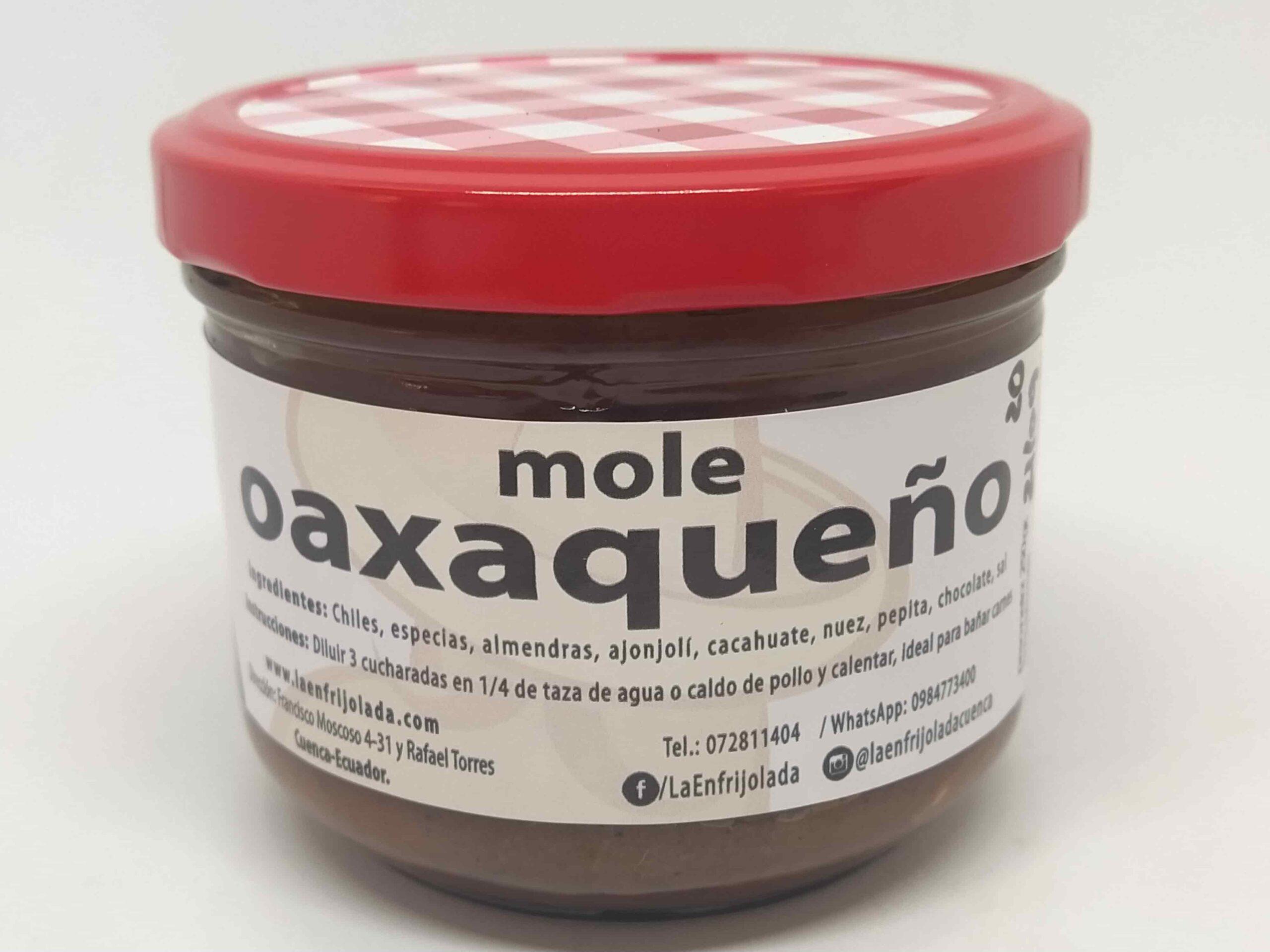 Mole Oaxaqueño