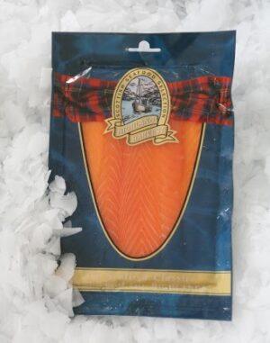 Salmon Ahumado Escocés