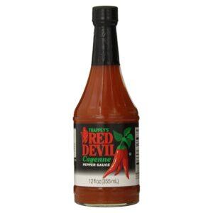 Salsa de Pimienta Cayenne Trappey's Red Devil